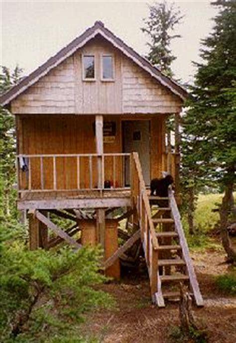 Dale Clemens Cabin by U S Forest Service Alaska Lands U S National
