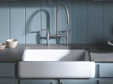 Kohler Farmhouse Sinks by Kohler Whitehaven Farmhouse Sink Timeless Classic