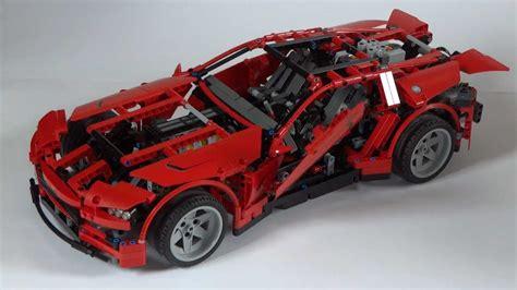 lego technic car lego technic 8070 motorized car power