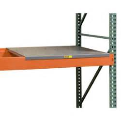 pallet rack accessories pallet rack solid steel deck