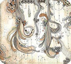 fournisseur tattoo quebec just discovered zentangle en doodling zentangle
