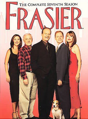 frasier the complete season dvd frasier complete 7th season 4 dvd 1999 television