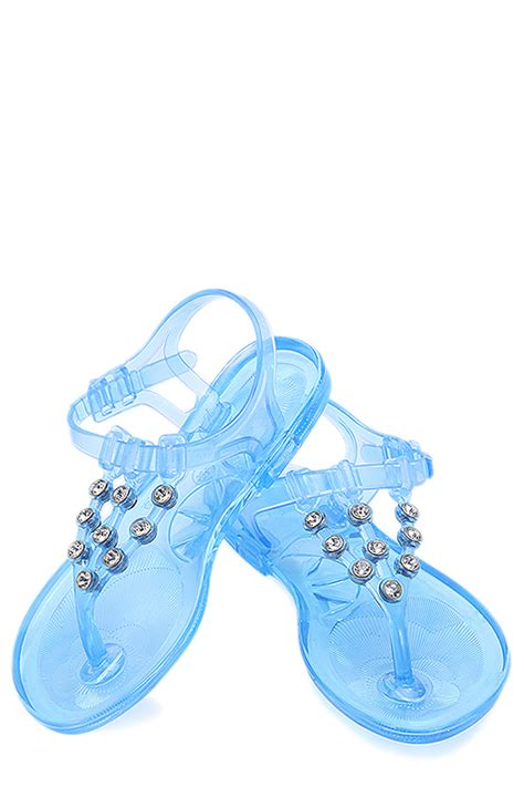 jelly sandals for infants baby clear detailed jelly sandals t