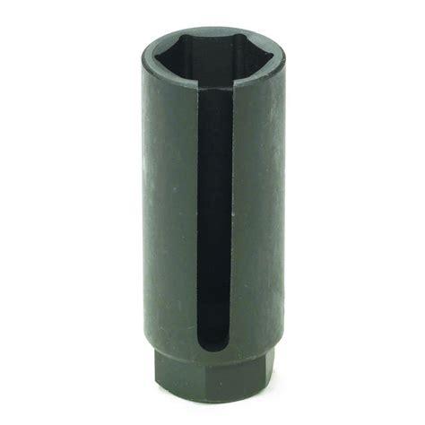 gearwrench socket holder gearwrench 3 8 in drive 7 8 in oxygen sensor socket 3922d the home depot