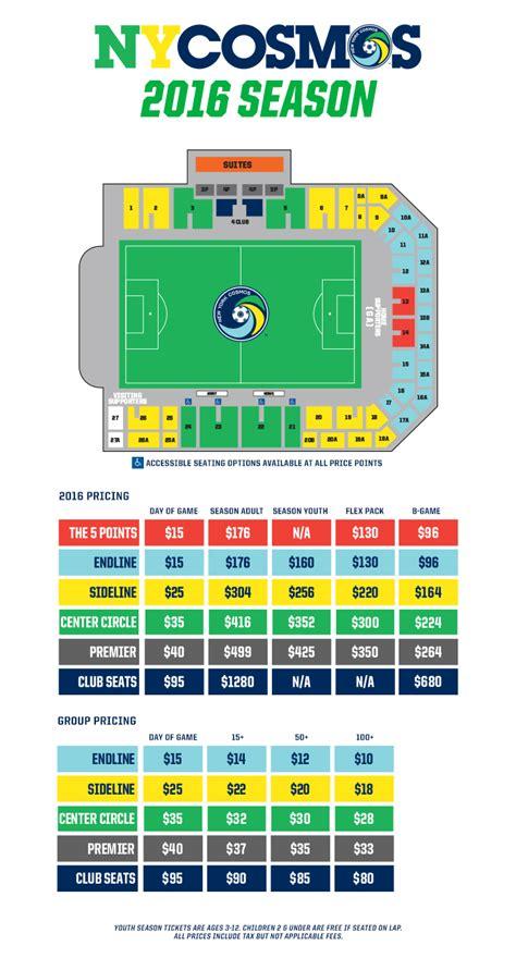 of stadium seating capacity hofstra stadium new york cosmos