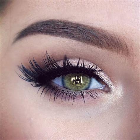Wedding Makeup Hair Green by Eye Makeup Green Lashes Katilyn Boyer