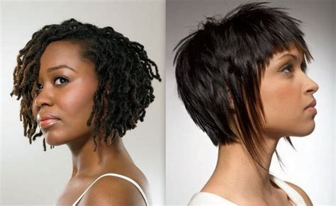 tapered bob haircut for black women tapered bobs for black women short hairstyle 2013