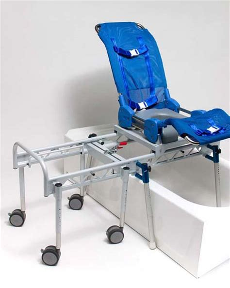reclining shower chairs for handicapped columbia medical medium omni reclining shower commode