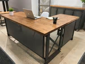 Industrial Office Desks Office Design Ideas And Decor Pictures