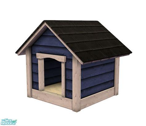 Murano S Dog House Dark Blue Recolor