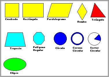 figuras geometricas con nombres y caracteristicas tecnologia y emprendimiento figuras planas y de volumen