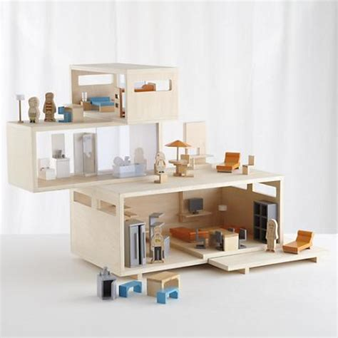 contemporary doll house 20 amazing doll houses