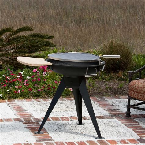 cowboy firepit cowboy firepit cowboy pit rotisserie grill 282386 stoves