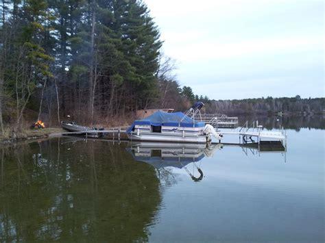 pontoon boat rental waupaca wi long lake on the chain o lakes in waupaca vrbo