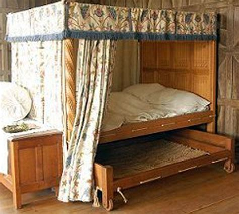 truckle bed beds pirton local history group