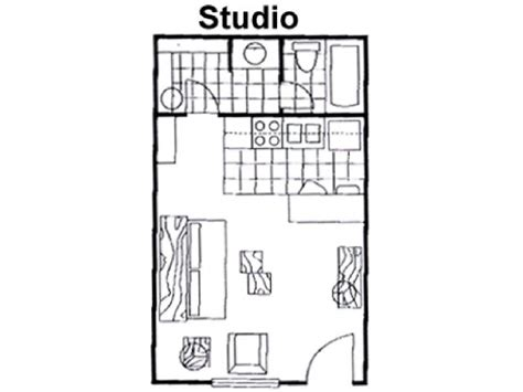 studio floor plans 400 sq ft 400 square foot studio apartments studio design gallery best design