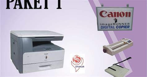 Mesin Laminating A2 Paket Mesin Fotocopy Hemat Mesin Fotocopy