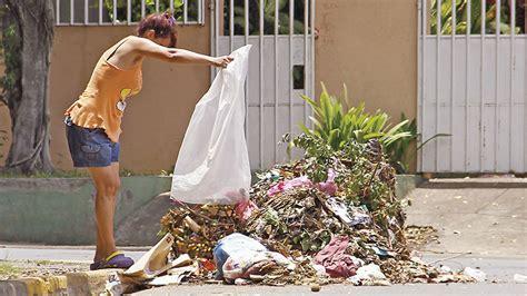 imagenes de niños botando basura basurero en plena calle el nuevo diario
