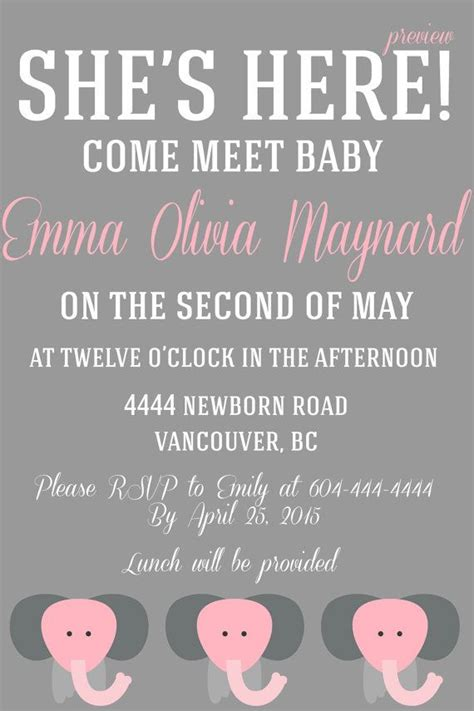 Sle Invitation For Meet And Greet A Baby Must Meet Greet Invitation By Wifeyco On Etsy Baby Shower Ideas Babies