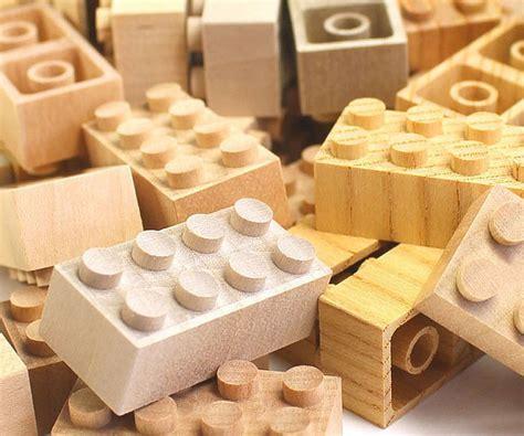 wood lego house wooden lego bricks