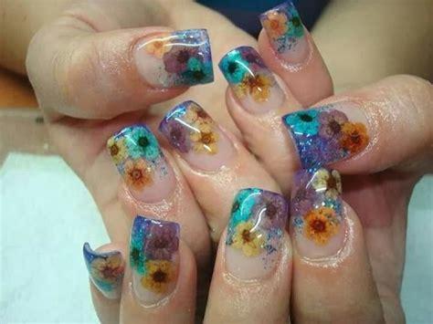 fotos de uñas acrilicas gratis u 209 as acrilicas decoradas con naturaleza muerta youtube