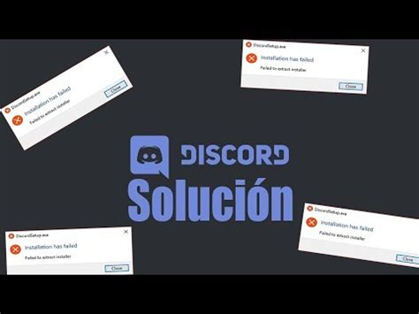 discord failed to update discord installation has failed doovi