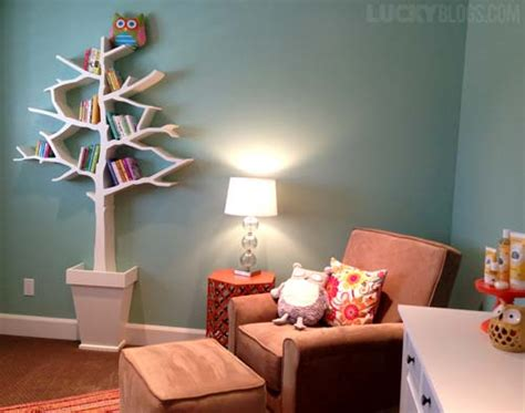 Tree Shelf Nursery by Home Projects Archives