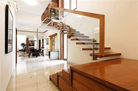 Floating Stairs Design Floating Staircase Glass Balustrade Interior Design Ideas