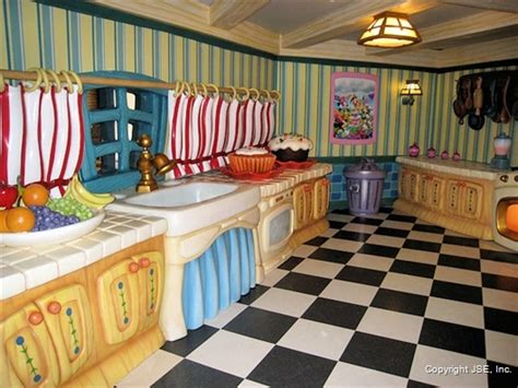 Kitchen Frenzy House Of Mouse Hong Kong Disneyland Resort
