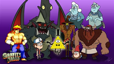 Cypher City Tales gravity falls season 3 release date is the show going to