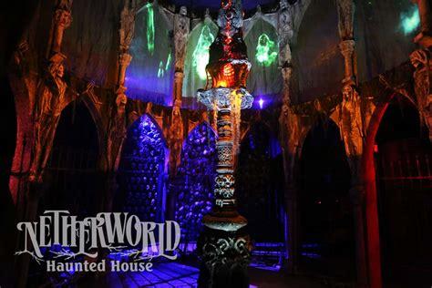 atlanta haunt review review netherworld s 20th season of