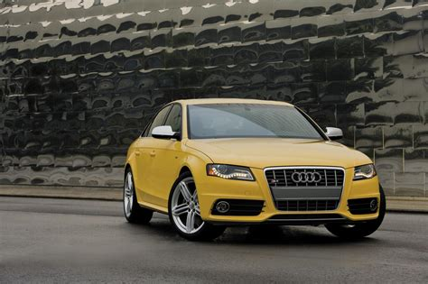 Audi S4 Top Speed by 2010 Audi S4 And A5 S5 Cabriolet Prices Announced News