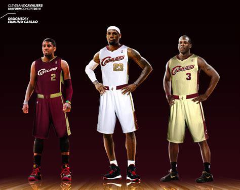 jersey design cavs image gallery cavs uniforms 2016