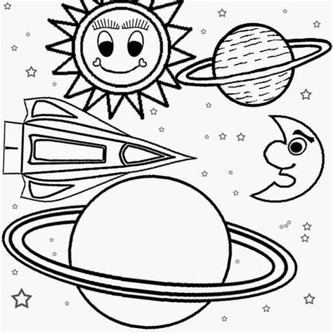 solar system color pages az coloring pages