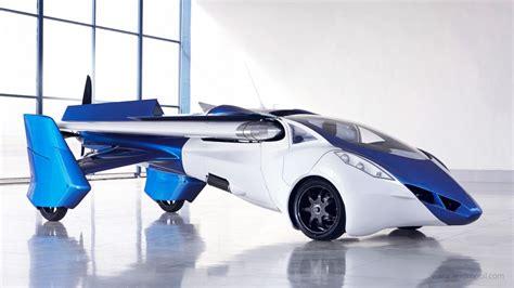 automobili volanti la prima auto volante aeromobil promette la vendita nel