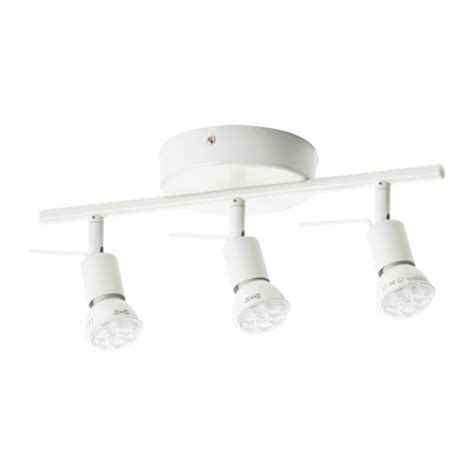 spotlight ceiling lights tross ceiling track 3 spotlights ikea