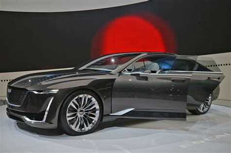 future cadillac 8 escala concept details to watch for in future cadillacs
