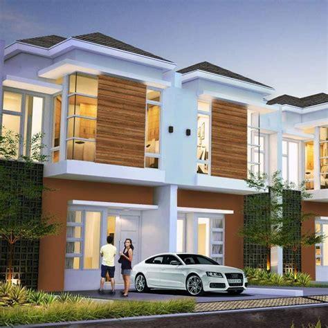 Rumah Di Jual Tangerang rumah dijual dijual rumah minimalis 2 lantai dp 30 jutaan