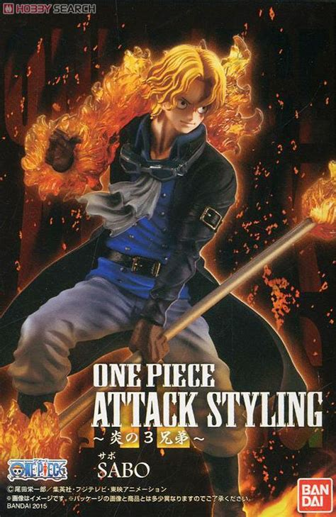 Figure One Sabo Styling one attack styling three brothers of sabo