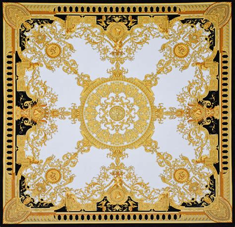Versace Fabric Upholstery by Versace Le Dome Baroque Medusa Velvet Fabric 54 Quot X 54 Quot