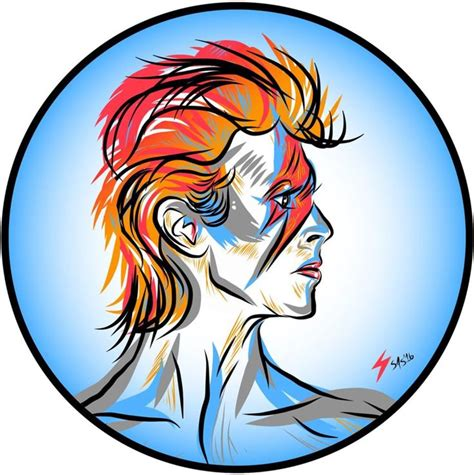 aladdin sane tattoo david bowie tattoos david bowie