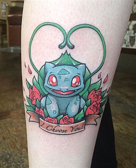 bulbasaur tattoo 1000 ideas about evolution on tattoos