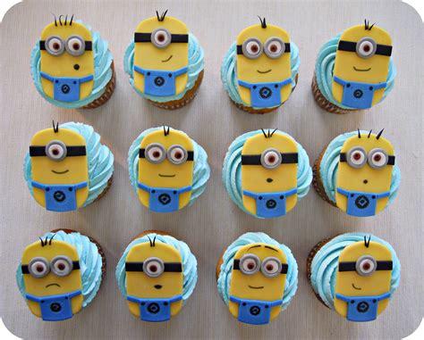 imagenes minions cupcakes decoraci 243 n de cupcake de varios minions manualidades