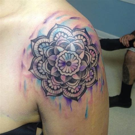 watercolor tattoo roma 60 gorgeous mandala tattoos you ll wish were yours