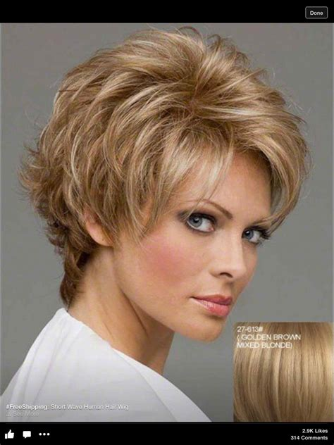 short haircuts for round face in your fortys most useful short haircuts for round faces and thin hair