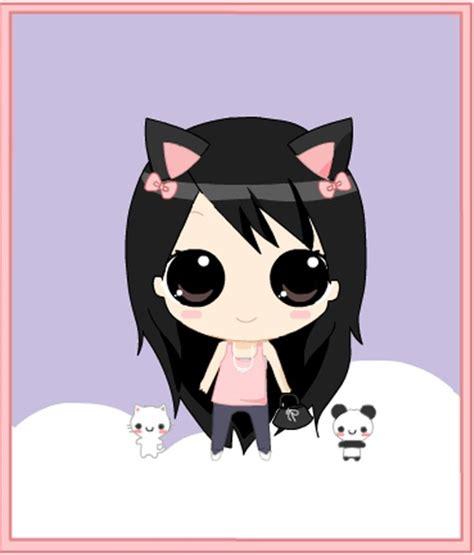 imagenes de gatitos kawaii anime gatitos de anime tiernos imagui