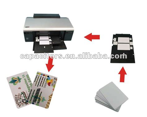 Printer Epson Id Card pvc card tray for epson printer t50 p50 t60 buy pvc card