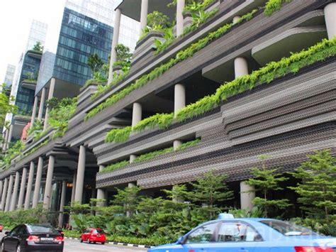 Apartment S Park Singapore Five Exles Of Vertical Gardens Including A Preview Of