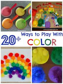 color activities for toddlers 20 color activities for coffee cups and crayons