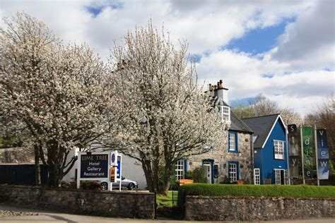 Ashburn House by Ashburn Guest House Fort William B B Lime Tree Restaurant